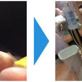 肥厚爪(爪が分厚くなった)&変色画像11