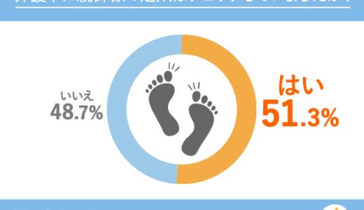 【介護の落とし穴!】あなたは親の足爪を見たことがありますか?